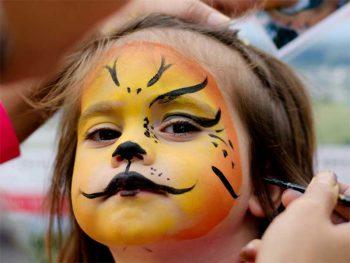 face painter asheville